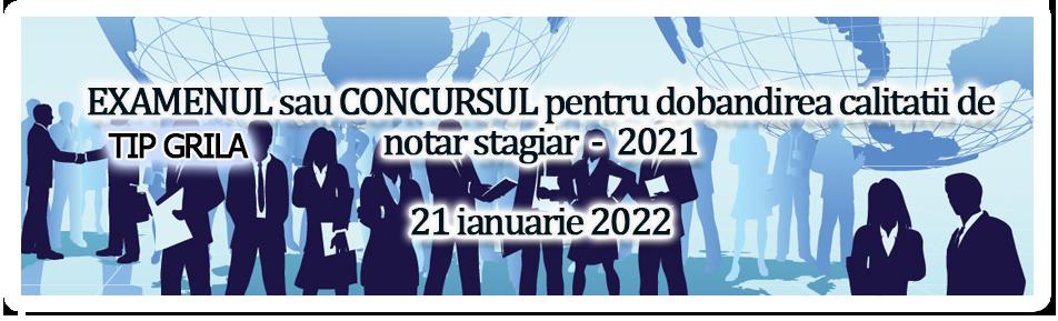 Stagiari 2021